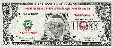 currency of three